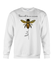 There Will Be An Answer 1 Crewneck Sweatshirt thumbnail