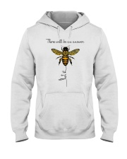 There Will Be An Answer 1 Hooded Sweatshirt front