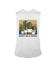 Don't Be A Prick Sleeveless Tee tile