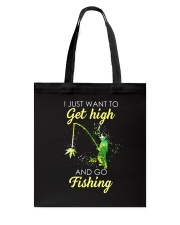 I Just Want To Get High Tote Bag thumbnail