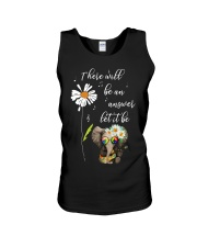 There Will Be An Answer Unisex Tank thumbnail