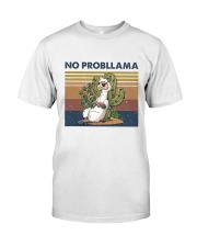 No Probllama Premium Fit Mens Tee tile