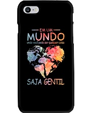 Mundo Phone Case thumbnail