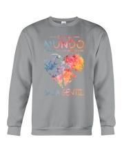 Mundo Crewneck Sweatshirt thumbnail