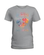 Mundo Ladies T-Shirt thumbnail