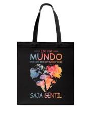 Mundo Tote Bag thumbnail