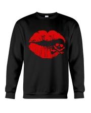 Love Cannabis Crewneck Sweatshirt thumbnail