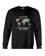 Be Kind 2 Crewneck Sweatshirt thumbnail
