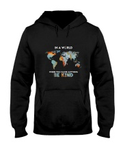 Be Kind 2 Hooded Sweatshirt front