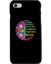 Your First Mistake Phone Case thumbnail