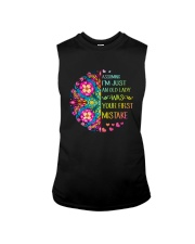 Your First Mistake Sleeveless Tee thumbnail