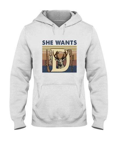 She Wants