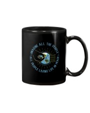 People Living Life In Peace Mug thumbnail