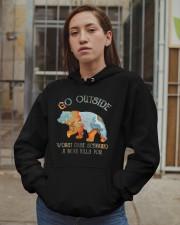 Go Outside Hooded Sweatshirt apparel-hooded-sweatshirt-lifestyle-08