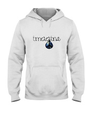 Imagine Hooded Sweatshirt front