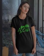 420 Stoner Classic T-Shirt apparel-classic-tshirt-lifestyle-08