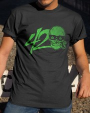 420 Stoner Classic T-Shirt apparel-classic-tshirt-lifestyle-28