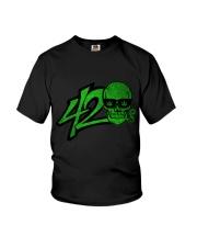 420 Stoner Youth T-Shirt thumbnail