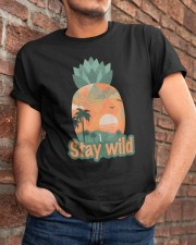 Stay Wild Classic T-Shirt apparel-classic-tshirt-lifestyle-26