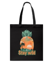 Stay Wild Tote Bag thumbnail