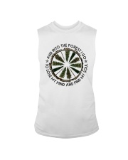 And Into The Forest I Go Sleeveless Tee thumbnail