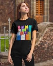 Love Cat Classic T-Shirt apparel-classic-tshirt-lifestyle-06
