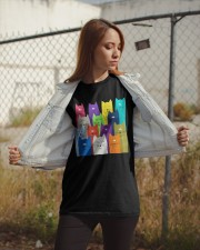 Love Cat Classic T-Shirt apparel-classic-tshirt-lifestyle-07
