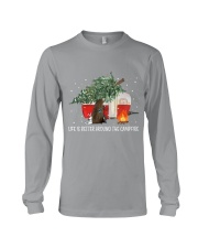Life Is Better Around The Campfire Long Sleeve Tee thumbnail