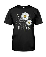 Peaceful Easy Feeling 3 Classic T-Shirt thumbnail