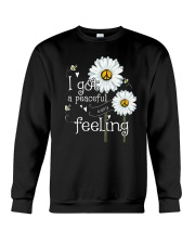 Peaceful Easy Feeling 3 Crewneck Sweatshirt thumbnail