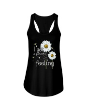 Peaceful Easy Feeling 3 Ladies Flowy Tank thumbnail