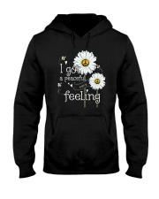 Peaceful Easy Feeling 3 Hooded Sweatshirt front