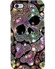 Around Skull Phone Case i-phone-7-case