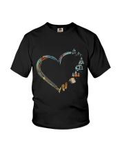Love Camping Youth T-Shirt thumbnail