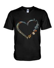 Love Camping V-Neck T-Shirt thumbnail