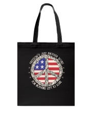 Freedom Is Just Another World Tote Bag thumbnail