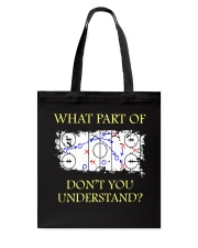 Do Not Understand Tote Bag thumbnail