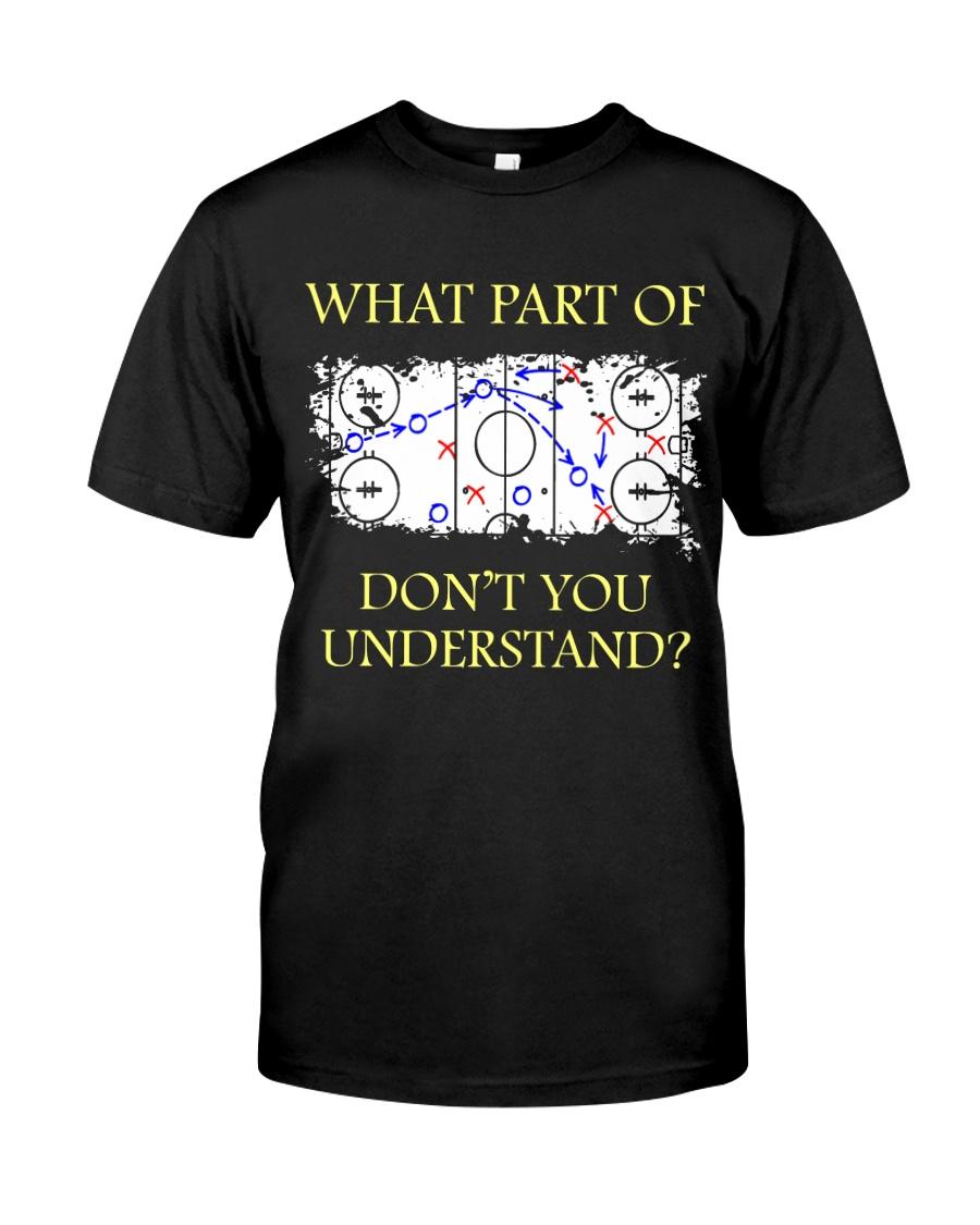Do Not Understand Classic T-Shirt