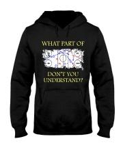 Do Not Understand Hooded Sweatshirt thumbnail