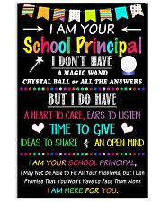 I Am Your School Principal 11x17 Poster front
