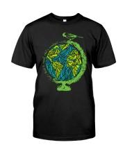 Myself What A Wonderful World 3 Classic T-Shirt thumbnail