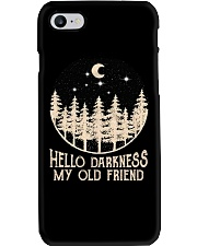 Hello Darkness My Old Friend Phone Case thumbnail