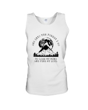 Into The Forest Unisex Tank thumbnail