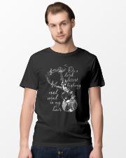On A Dark Desert Highway Classic T-Shirt lifestyle-mens-crewneck-front-15