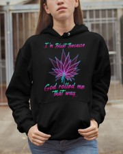 God Rolled Me That Way Hooded Sweatshirt apparel-hooded-sweatshirt-lifestyle-07