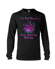 God Rolled Me That Way Long Sleeve Tee thumbnail