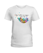 There Will Be An Answer Ladies T-Shirt thumbnail