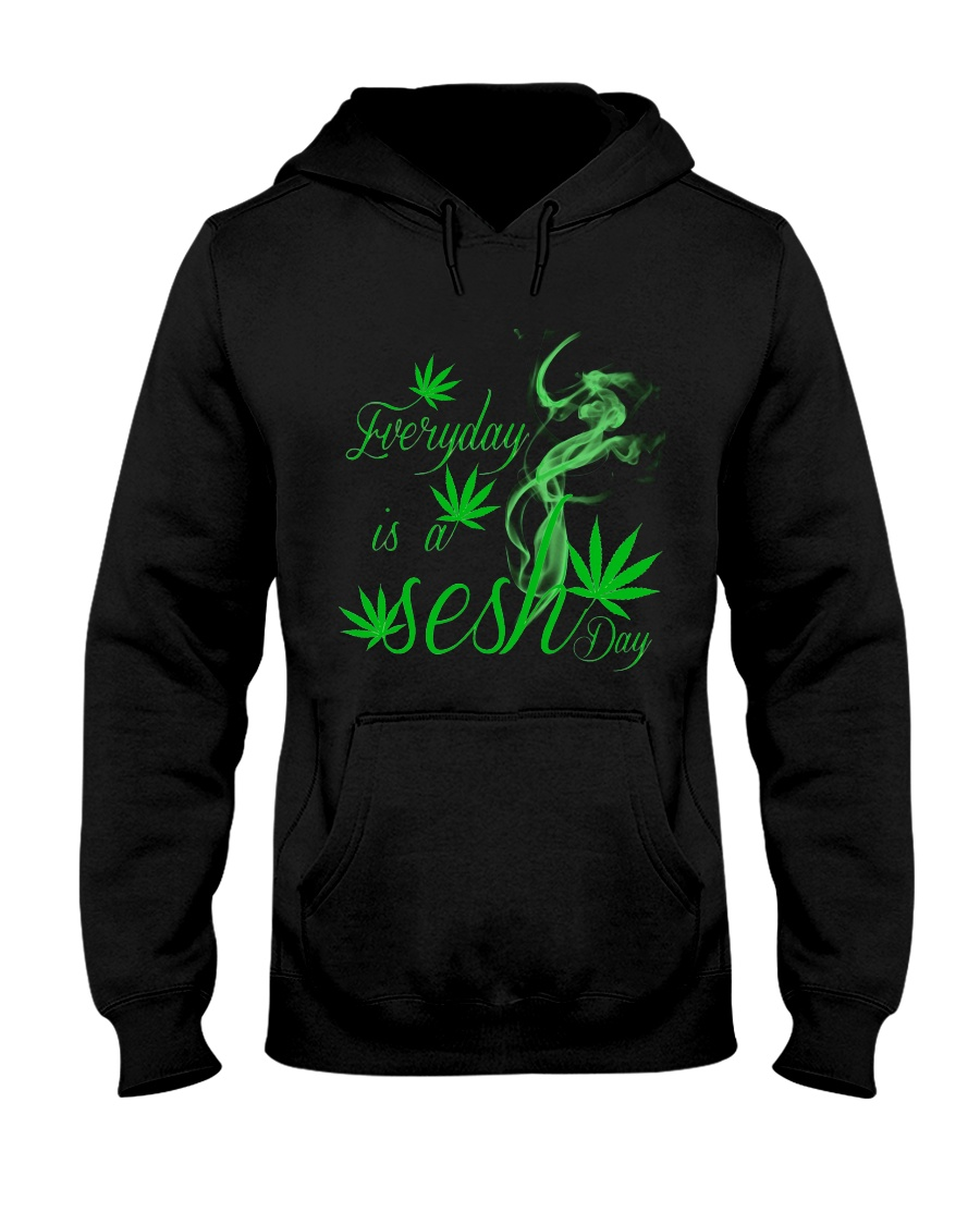 Everyday Is A Sesh Day Hooded Sweatshirt