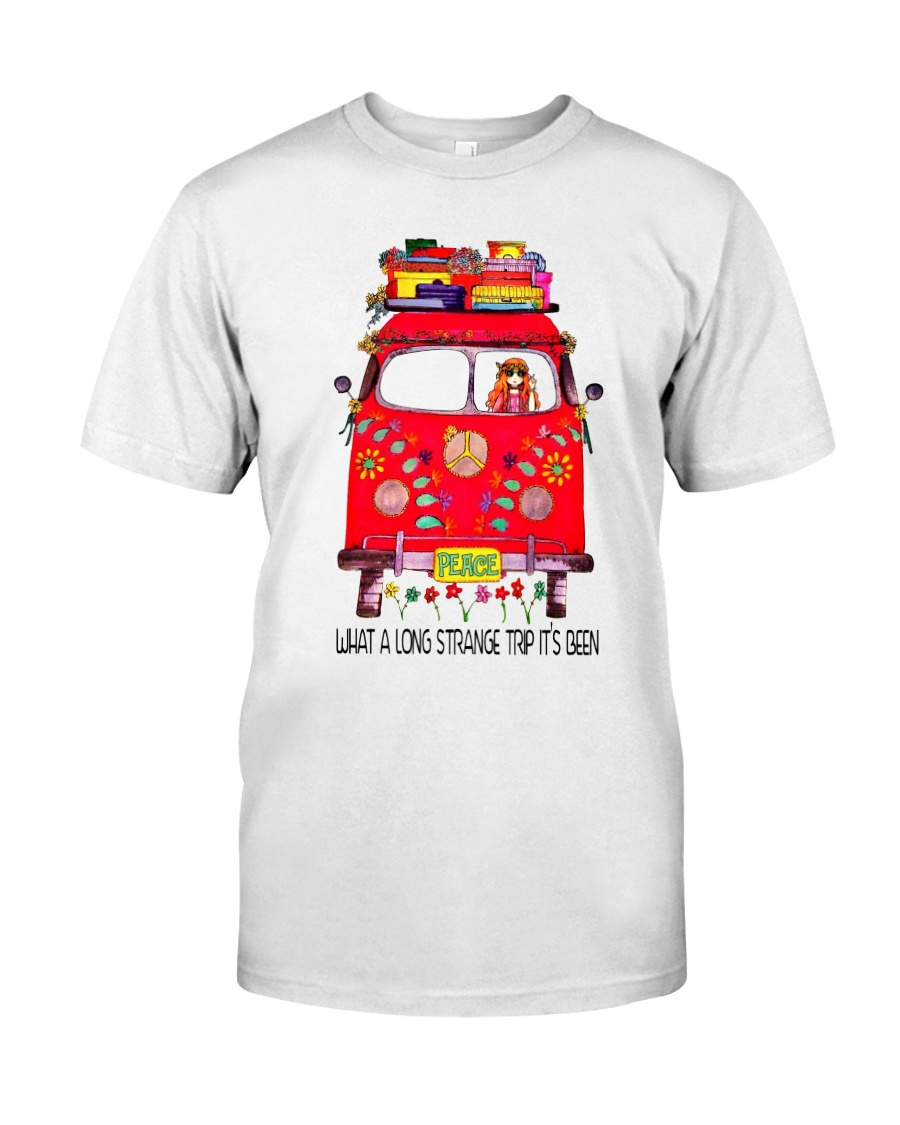 What A Long Strange Trip Classic T-Shirt