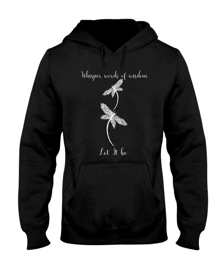 Whisper Word Of Wisdom 1 Hooded Sweatshirt